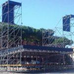 capannoni struttre portanti noleggio palchi tribune transenne gazebi concerti eventi pedane passerelle gradoni feste private allestimenti palchi tornei