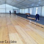 Pavimento in legno 7